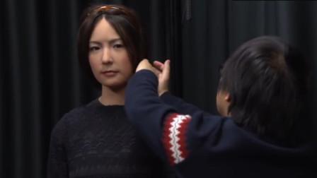 """为何日本机器人""""妻子""""大受欢迎?脱下外衣那一刻,你就懂了"""