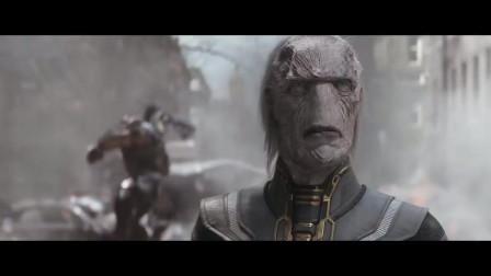 为时间之石而战。 复仇者与黑暗秩序 - 复仇者联盟 - 无限战争