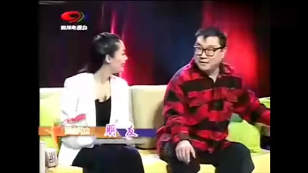 """尹相杰跟于文华结婚了?主持人以茶代酒祝福俩人,现场""""发喜糖"""""""