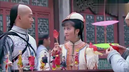 倾城绝恋:靖轩陪美璃玩了一天,没错,是爱情了!