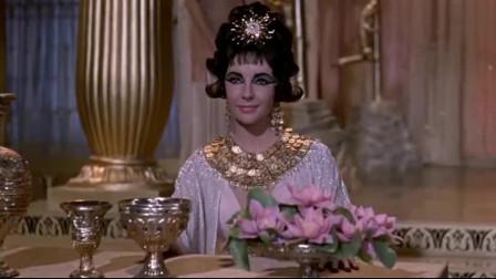 埃及艳后:看着跟埃及艳后一模一样的女人,在别人的怀里,安东尼一脸懵
