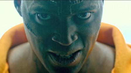 人类清除计划4:黑人大哥单挑上百雇佣兵,战力堪比超级英雄黑豹!