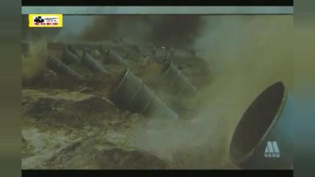 陈毅元帅吓一跳,我军自制的500mm口径巨炮,战场上直接发射炸药包!