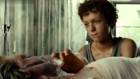 海啸奇迹:男孩在灾区寻找亲人,擦肩而过如隔天涯!