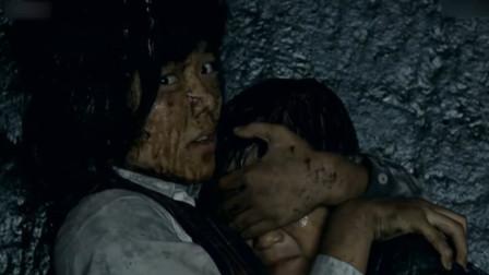 汉江怪物:两个孩子被神秘怪物困在下水道,拼命装才躲过一劫!