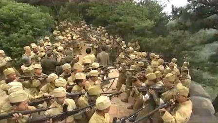 最后的子弹:师长重夺兵权,当场让叛徒出列,一脚把他踢下悬崖