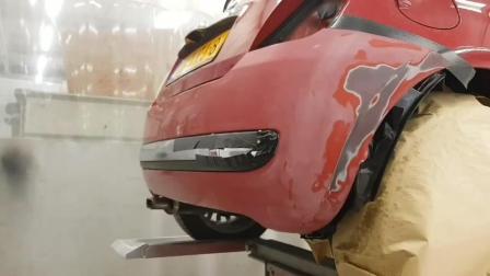 车辆维修其实真正的核心是故障诊断跟钣金喷漆工艺