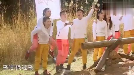 高能少年团:王俊凯成为攀岩高手,成功登顶,张一山放弃?