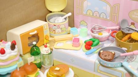 """最受日本小孩欢迎""""仿真甜品店"""":小草莓蛋糕、烤箱、煎牛排.."""