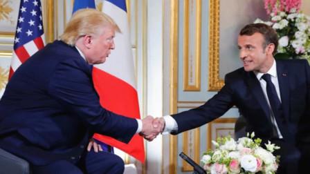 """特朗普""""握手""""后继有人?不仅 还给特朗普握出了心理阴影"""
