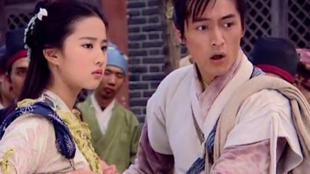 仙剑:导演让他现场自由发挥,没想到他的几句话风靡全国!