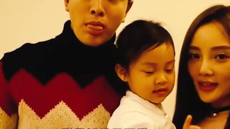 李小璐穿睡衣出镜,手牵女儿甜馨,母女相处得十分开心