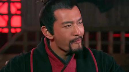 精忠岳飞:岳飞宴请赵鼎,只有四盘素菜,赵鼎感动平分唯一的羊腿