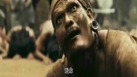 拳霸:托尼贾被仇人灌酒,谁知喝了酒的托尼贾更恐怖,一己之力单挑众人
