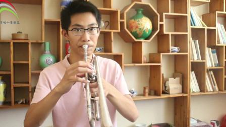 小宇的小号:双吐音练习,要注意的问题和要领,你学会了吗