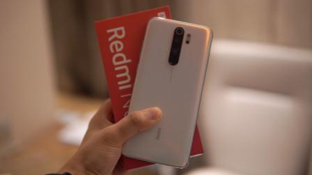 红米Note8 Pro首发开箱:外观比小米9更好看,联发科到底行不行?