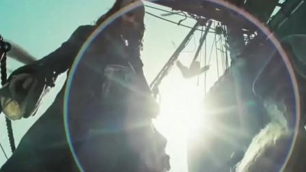 《加勒比海盗》海盗船长智斗大章鱼