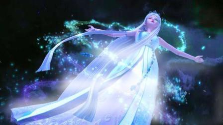 精灵梦叶罗丽:暴雪不能救冰公主,灵公主知道真相,没有告诉她!