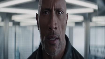 《速度与激情之特别行动》杰森嘲讽强森的脸像一座山直接笑爆全场