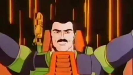 80后90后最喜爱看的动画片之一《正义战士》