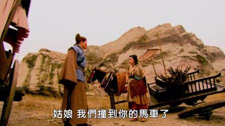 铸剑师用黑石打造刀剑,正准备送往边陲震关,敌人盯上她的剑了
