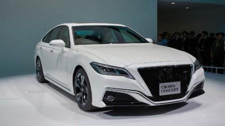销量奇差,二手车保值率却高的惊人,丰田皇冠诠释不一样的存在