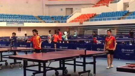 乒乓球技巧训练:技术不错,还有进步空间!