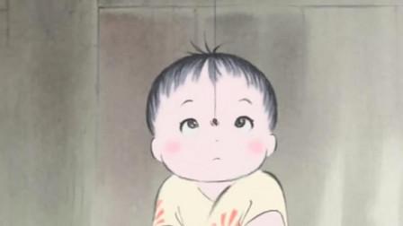 夏日与猫动漫社:小女孩从竹笋里面诞生,老爷爷把她带回家抚养,没想到她成长速度异常的快