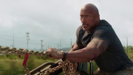 """《速度与激情:特别行动》荷尔蒙飞扬 硬汉战力猛增成别样""""超级英雄"""""""