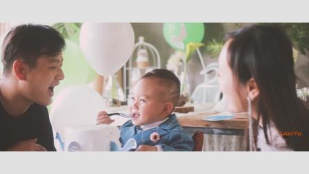 子需吾有WooYo儿童纪实电影--OLIVER2周岁宝宝宴