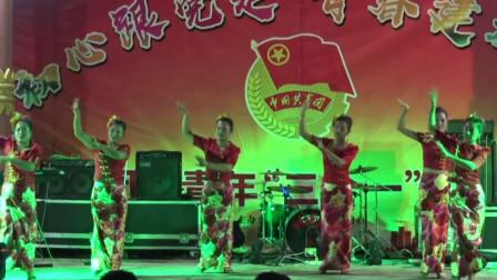 傣族舞蹈《新年新气象》