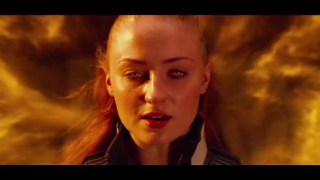 天启被X战警打败以后,万磁王和暴风女心心相惜,相互抛了个媚眼