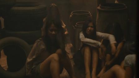 100多名女孩被关进笼子,漂亮的卖给有钱富豪,丑的被卖掉器官