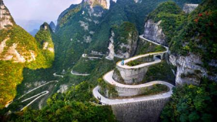 """中国号称能""""夺命""""的路,10公里路99个弯,老司机看到连忙摆手!"""