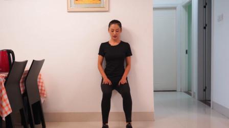 膝盖疼痛?多半是膝关节炎,每天1个小动作,膝盖不痛了走路有劲