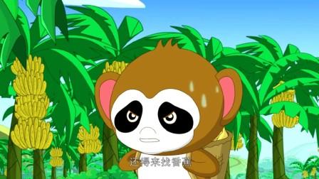 如意酷宝之弥勒猴:为了吃东西省时间弥勒猴要做什么道具?