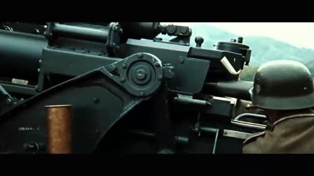 影视:二战时期德军的重炮火力强悍,优势十分突出,绝对的大器