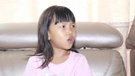 女儿问爸爸讨要零花钱,爸爸说出自媒体人的辛酸,太难了!