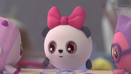 瑞奇宝宝:文文妞妞画上了诺诺,诺诺是一只龙,甜甜也要当龙!