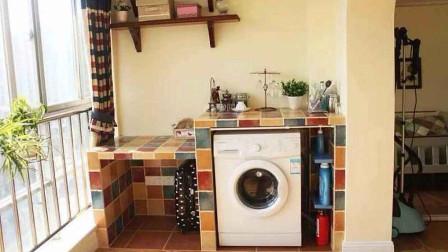 阳台能不能放洗衣机?阿哲告诉你该怎么放才能有利于家居风水!