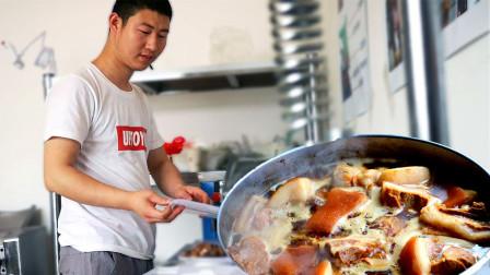 正宗老潼关肉夹馍卤肉方法,肥肉不腻口瘦肉满口香,配方免费分享,酥脆掉渣的饼配卤肉,这才是正宗老潼关肉夹馍