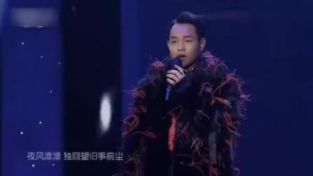 男子模仿张国荣,一首《沉默是金》声音长相也都太像了