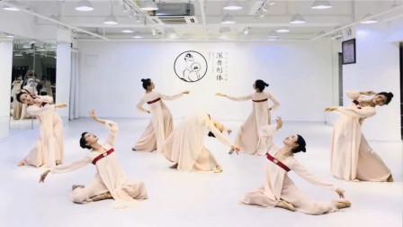 双面燕洵完整版《丽人行》,舞蹈爱好者作品,看似比原版更好!