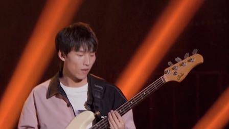 一起乐队吧 第一季 才旺罗布,椒盐菠萝,李晋玮,蔡辛豪《别问很可怕》,这就是最正宗的节奏布鲁斯情歌