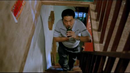 """香港黑帮电影:古惑仔儿子不争气,达叔""""发飙""""了"""