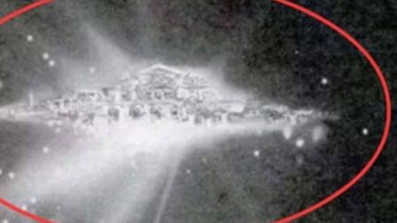 """哈勃望远镜意外拍到""""上帝之城"""",科学家:或是外星文明"""