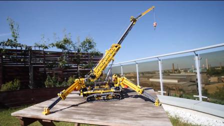 乐高LEGO Technic 42097 吊臂车开箱