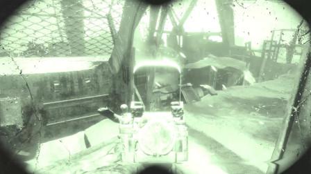 深夜废弃码头上演枪战,关键时刻夜视仪没电了