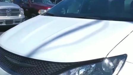 克莱斯勒大捷龙MPV汽车,这车只需要50万有交易你会心动么?