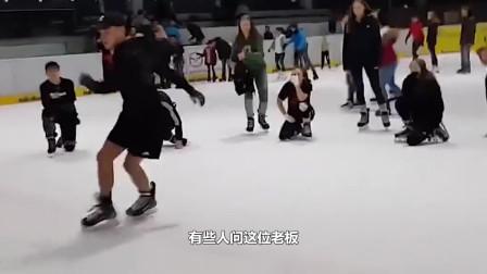"""日本最""""残忍""""的溜冰场,为吸引顾客,将海洋生物冻在地上"""